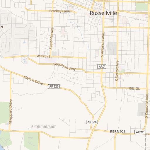 Planet Fitness 405 N Arkansas Ave Russellville Ar 2021